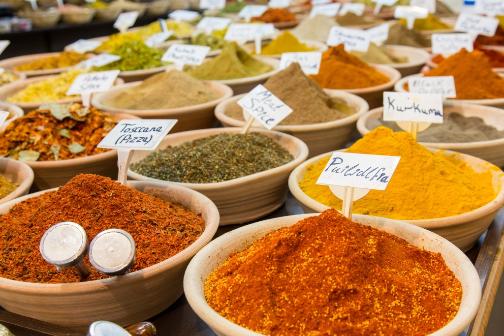 Must-Have Organic Spices for Grilling