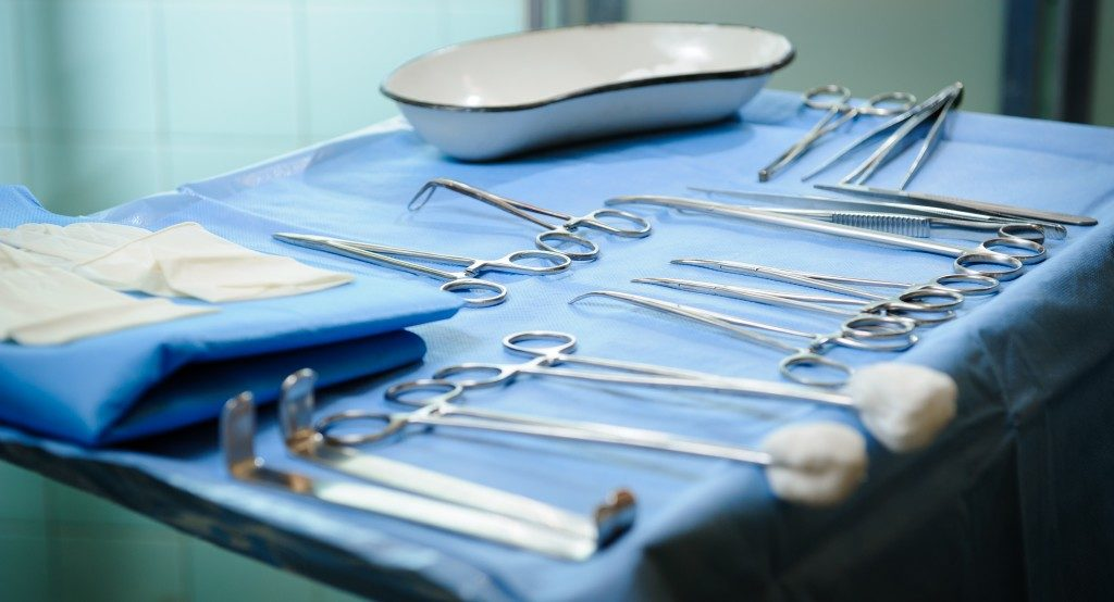 surgery concept