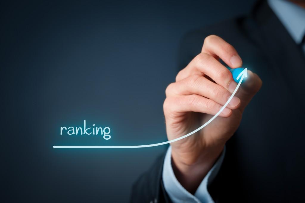 ranking increase concept