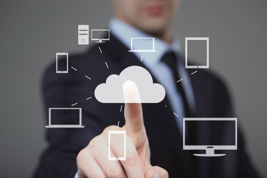 business using technology